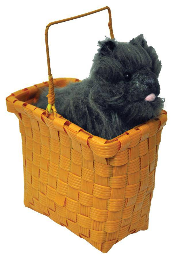 Rubie's Wizard Of Oz Toto In Basket Horror Accessory - Costume Arena