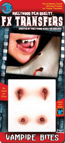 Tinsley Transfers Vampire Bites - 3D FX Transfers Accessory - Costume Arena