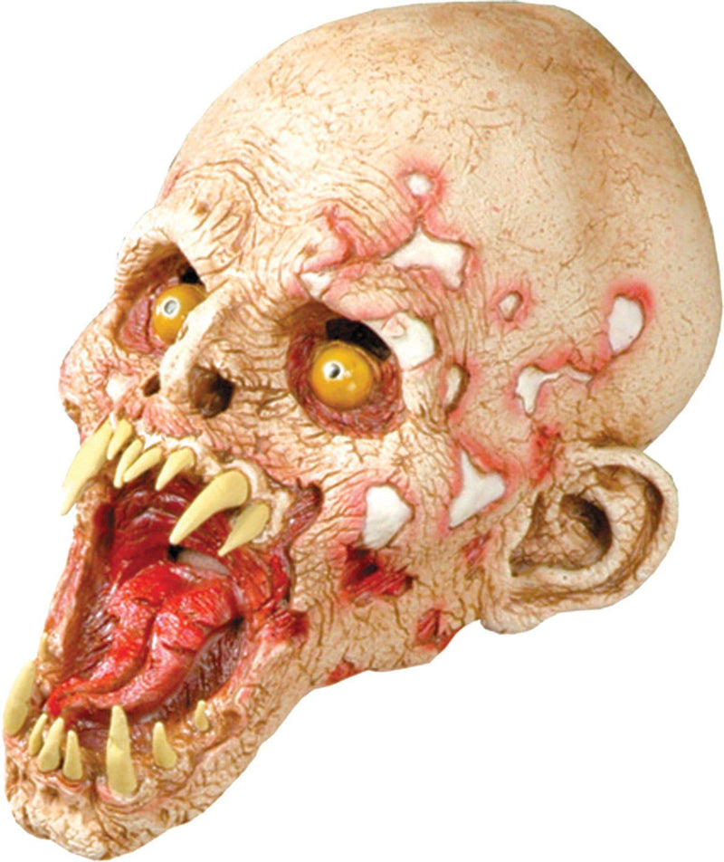 Zagone Studios Schell Shocked Theme Halloween Humorous Mask - Costume Arena