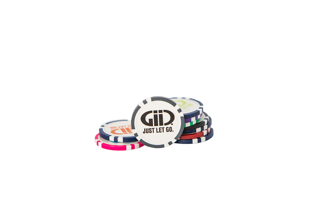 JLG...GiiC Golf Ball Markers