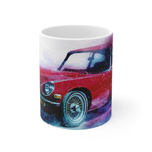 Mug 11oz /Souvenir for Jaguar and coffee Lovers