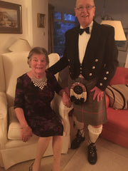 Tom Young wins award from Stirling Provost