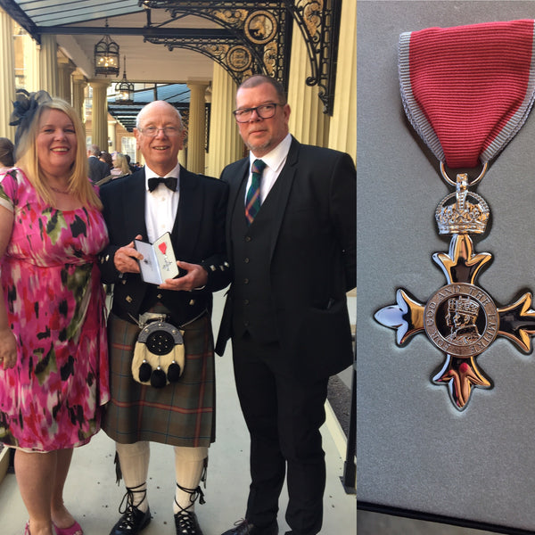 Tom Young MBE
