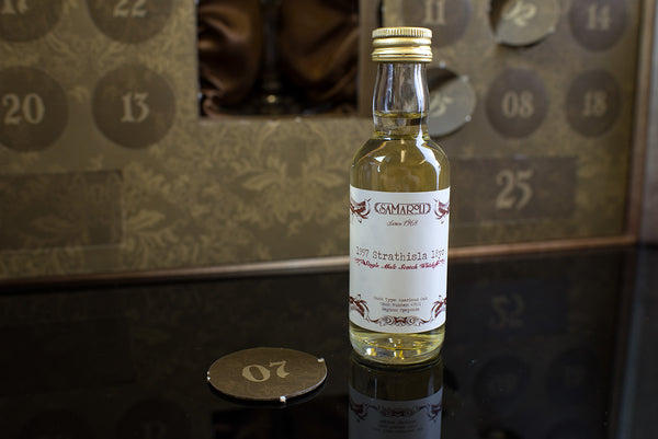 The Scotch Whisky Advent Calendar Door Number 7