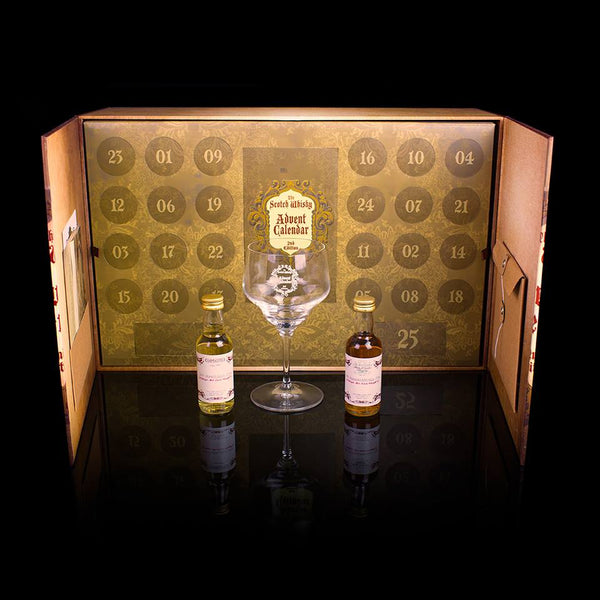 The Scotch Whisky Advent Calendar door number 20 Glenrothes Wemyss Malts
