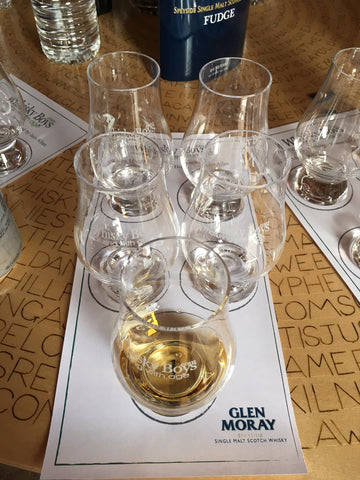 Glen Moray Whiskies - Whisky Cabin