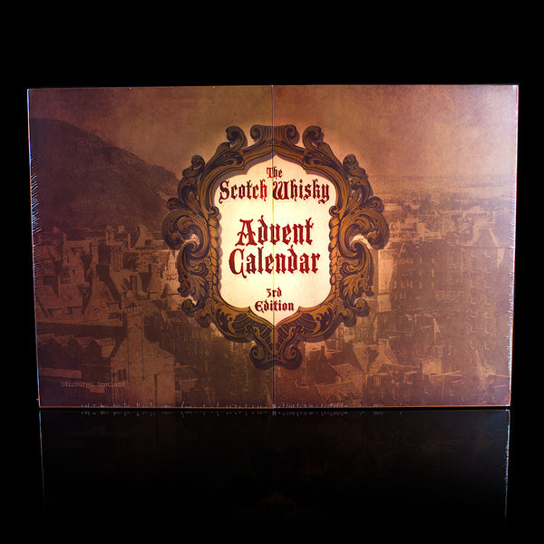 Buy The Scotch Whisky Advent Calendar 3rd Standard Edition Online