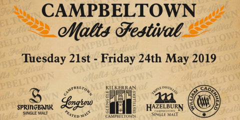 Campbeltown Malts Festival 2019