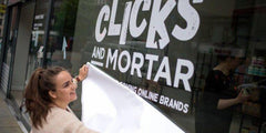 Clicks and Mortar