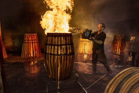 The Macallan, Masters of Photography, Jerez Cooperage, Spain
