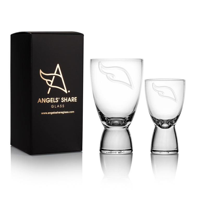 The Angels' Share Spirits Glass - Mini