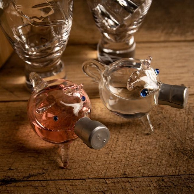 Gin Pig - Mini Decanter filled with Artisan Gin