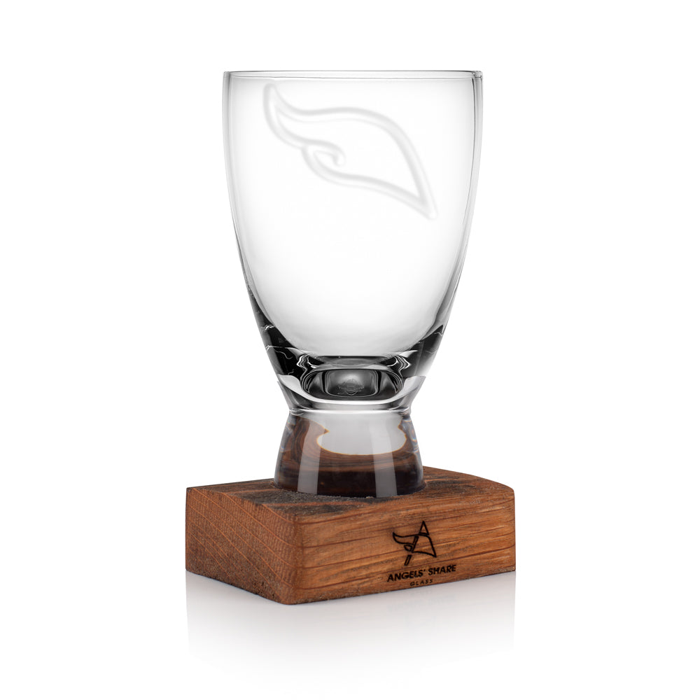 The Angels' Share Spirits Glass