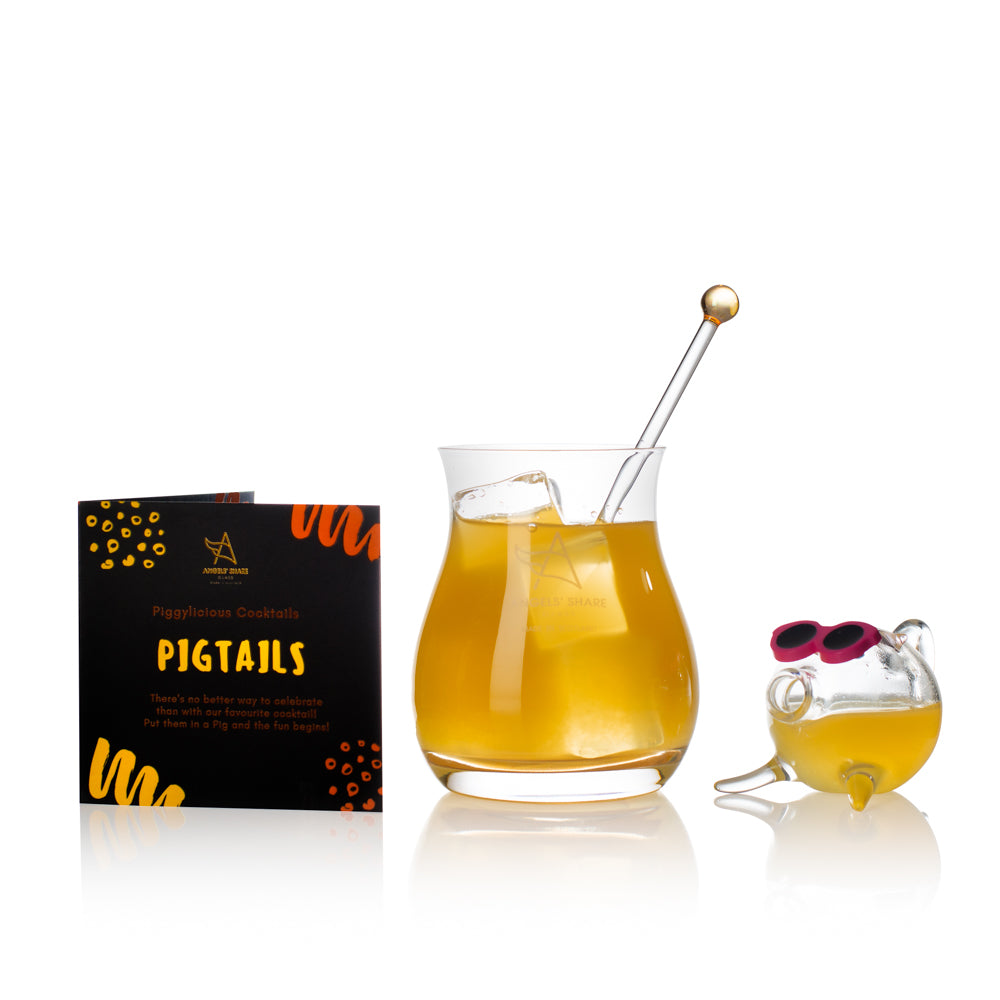 Cocktail Pigs - Pigtail Gift Pack