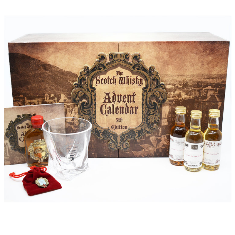 The Scotch Whisky Advent Calendar - 5th Edition