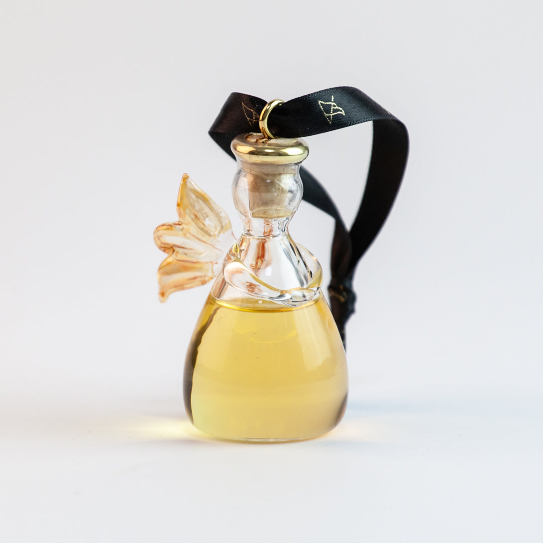 Angels' Share Drinkable & Refillable Whisky Angel