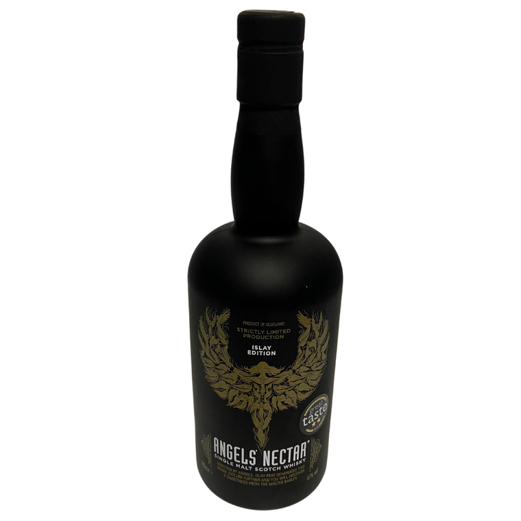 Angels' Nectar Whisky - Islay Edition - Peated 70cl