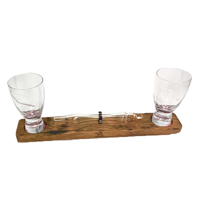 Dual Tasting Set with Whisky Water Dropper