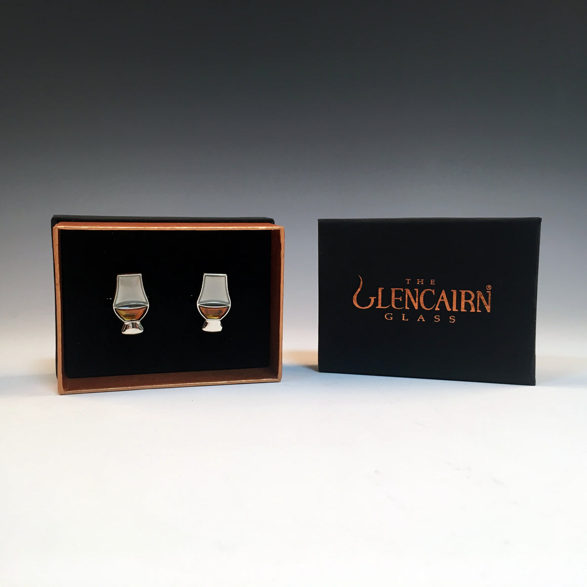 Glencairn Glass Cufflinks by Glencairn Crystal