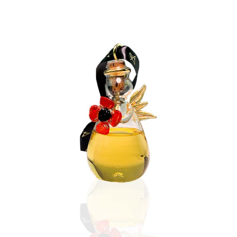 Drinkable & Refillable Poppy Whisky Angel by Angels' Share Glass
