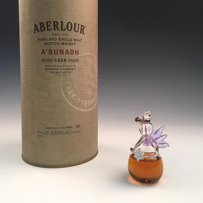 Angels' Share of Aberlour A'Bunadh Batch 60
