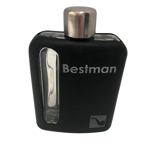 Personalise Hip Flask (Silicone)