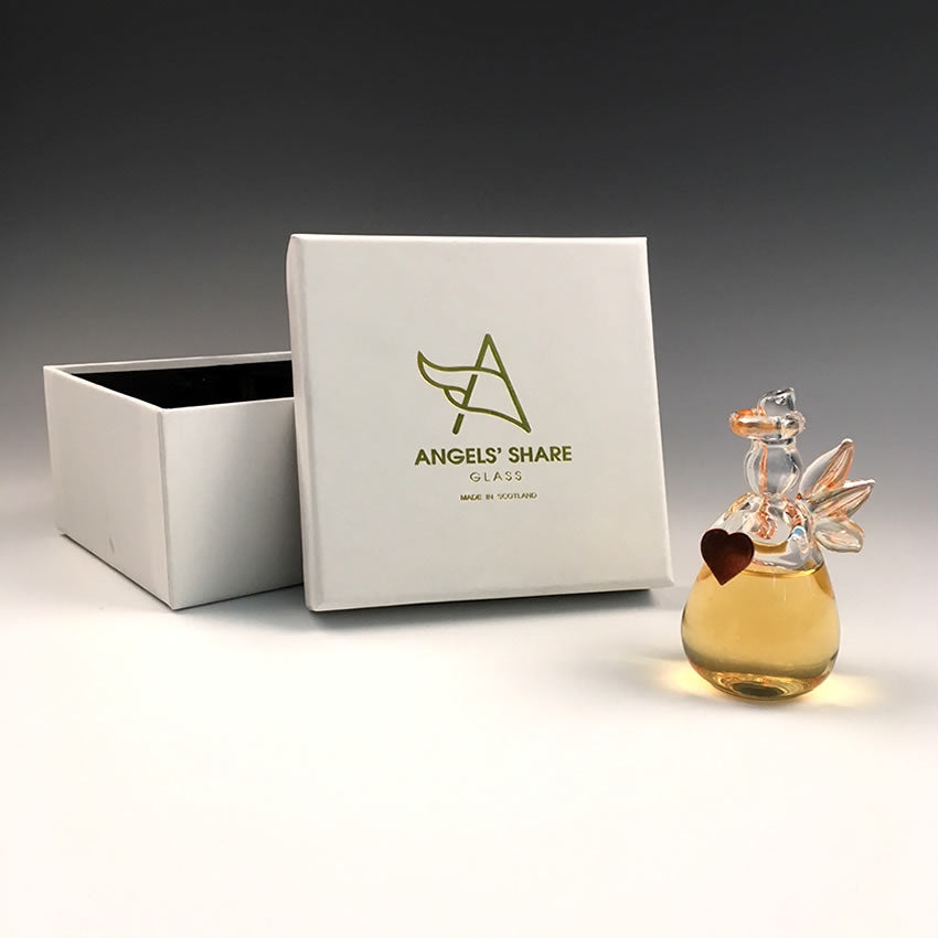 Angels' Share Whisky Angel - Copper Heart