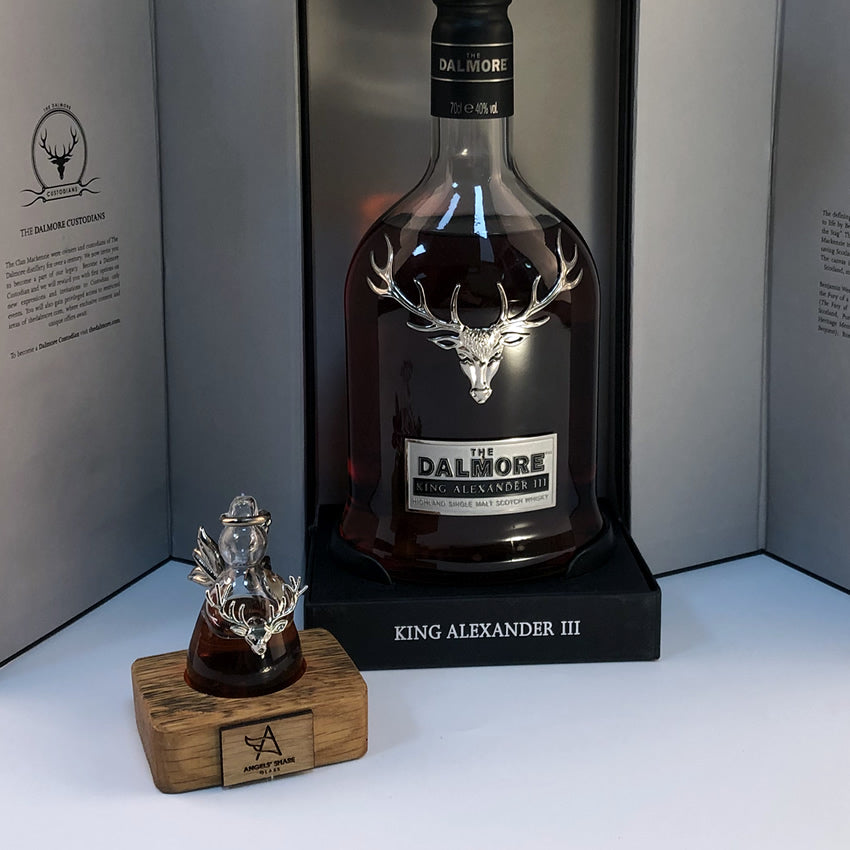 The Angels' Share of The Dalmore King Alexander III - Limited Edition