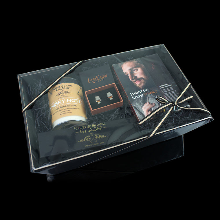 Whisky Gifts Hamper from Angels' Share Glass