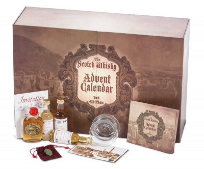 The Scotch Whisky Advent Calendar (previous editions)- very limited