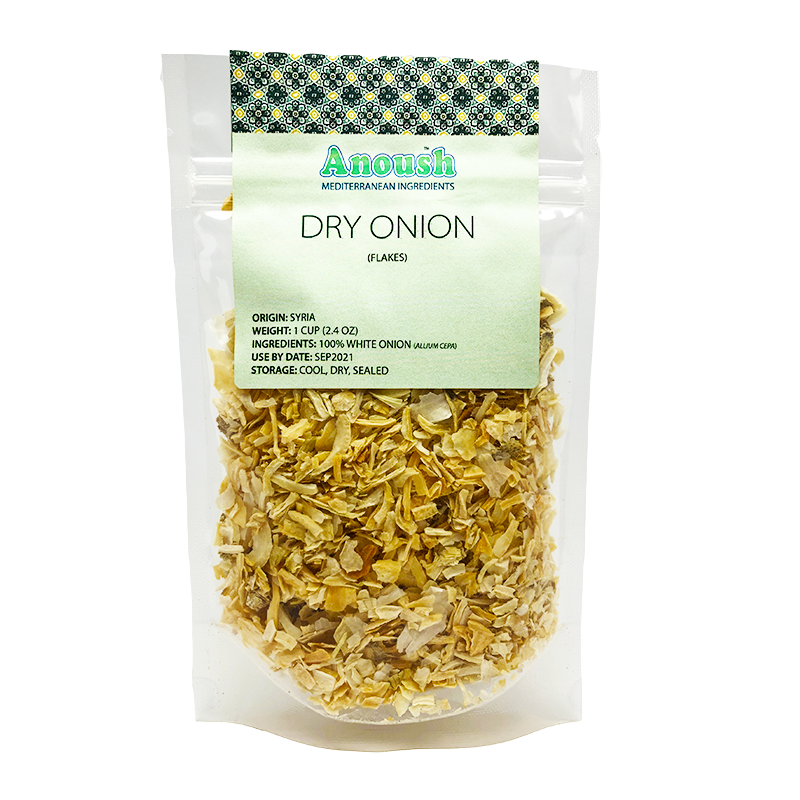 Onion Flakes - Anoush USA
