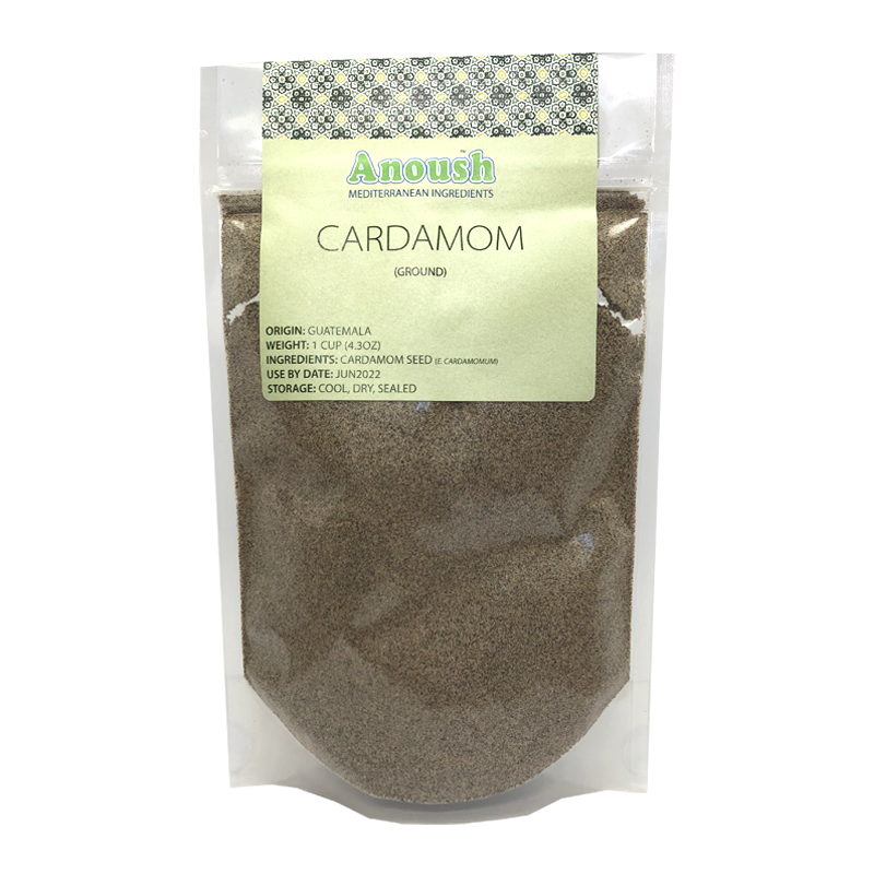 Cardamom Ground - Anoush USA