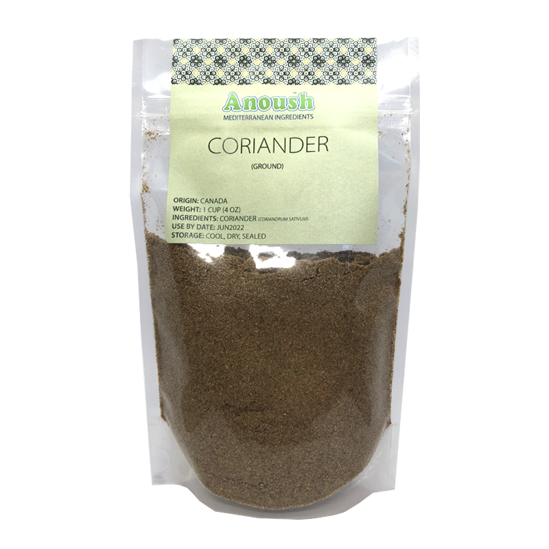 Coriander Ground - Anoush USA