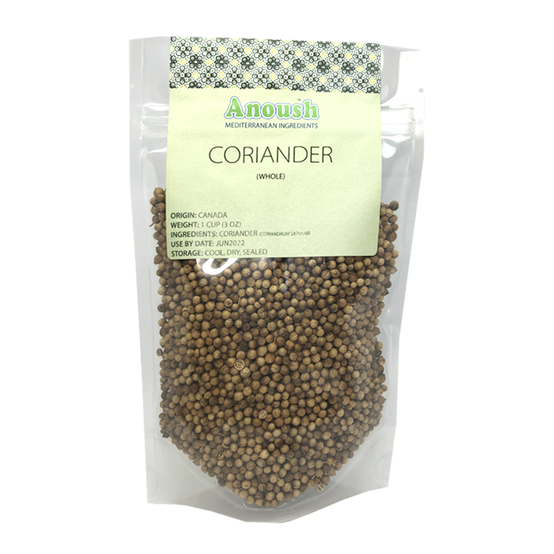 Coriander Whole - Anoush USA