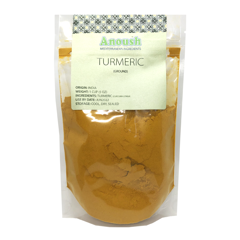Turmeric Ground - Anoush USA