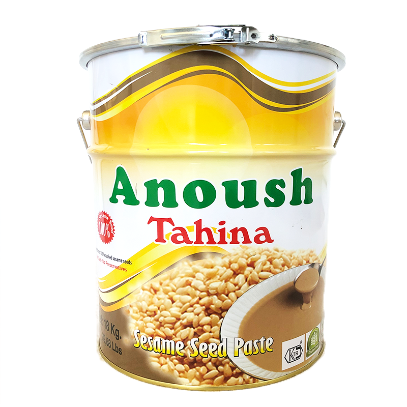 Tahini Sesame Paste 40lb (Turkish) - Anoush USA