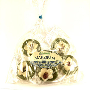Marzipan Star - Mediterranean Almond and Pistachio - Anoush USA