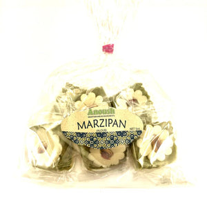 Marzipan Hearts - Mediterranean Almond, and Pistachio - Anoush USA
