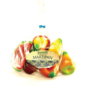 Marzipan Assorted Fruits - Anoush USA