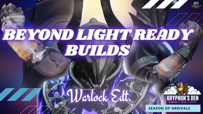 Beyond Light Ready Warlock Builds | Destiny 2 Future Proof Builds | PVE PVP