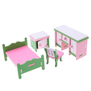 You and Me Baby Bedroom Set