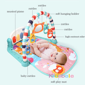FLOORS OF FUN | BABY ACTIVITY GYM