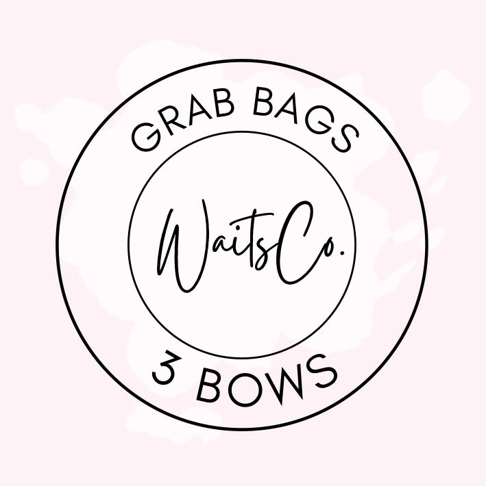 3 Bow Grab Bag