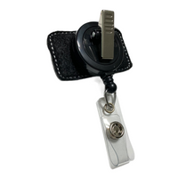 It's a Beautiful Day to Save Lives Badge Reel/Clip