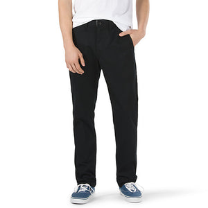 Vans Authentic Chino Black Sturdy Stretch Pants