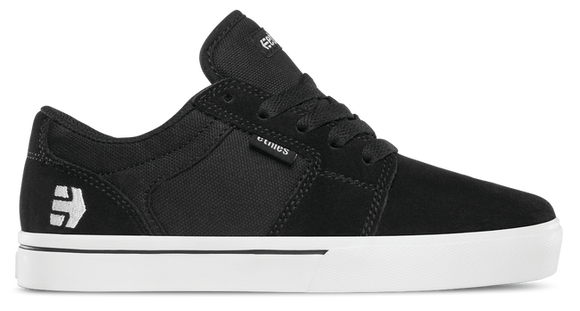Etnies Kids Barge LS Black/White
