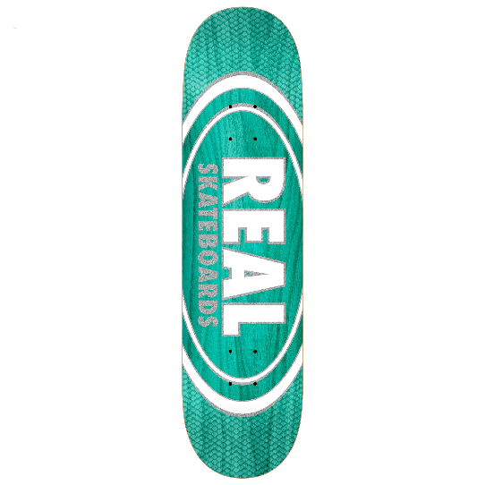 Real Oval Patterns Team Series Slick 8.25