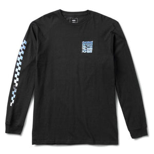 Vans Ave Chrome Long Sleeve Tee XXL