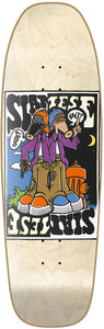 "New Deal Siamese Double Kick 9.625"" Deck"