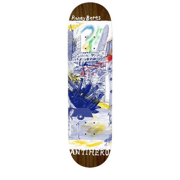 AntiHero Beres Then And Now Deck 8.12